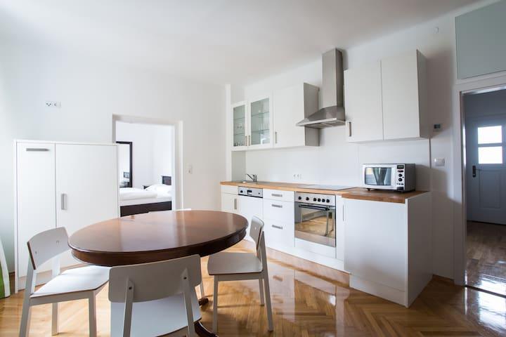 Appartement am Marktplatz - Ehrenhausen - Apartment