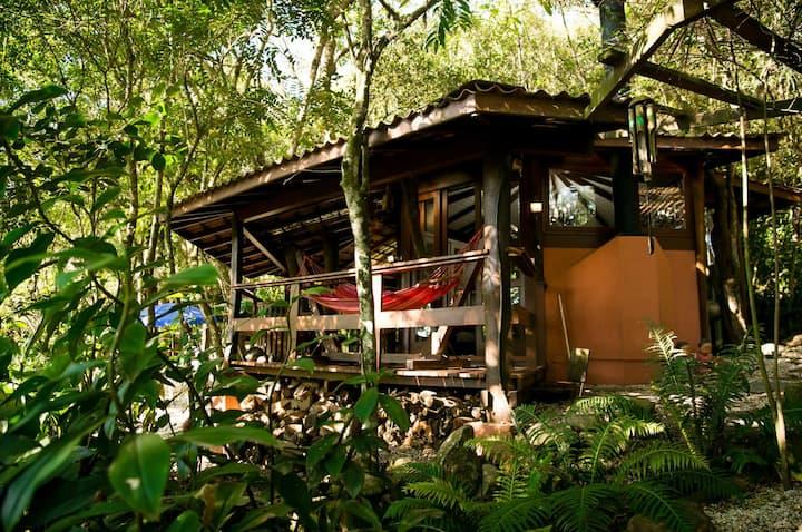 Vila Aracuã Aluguel de Cabanas (Cabana Cacupé)
