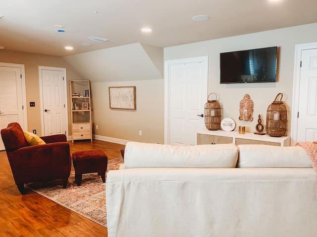Adorable apartment near Pensacola Beach, in Pace