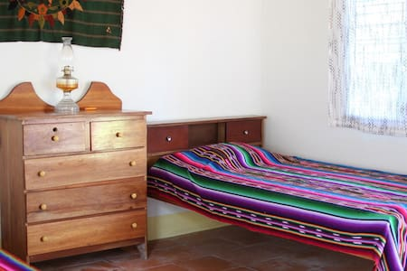 Stay in Mayan Mountains with a Cave - Benque Viejo Del Carmen - Bed & Breakfast