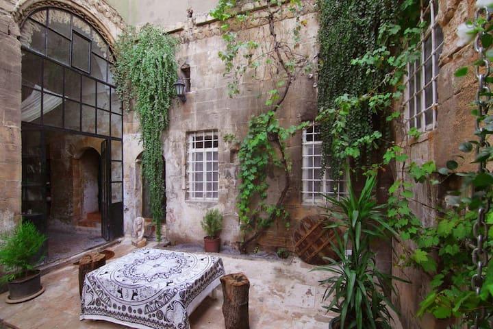 Historical Stone House - Mardin - Дом