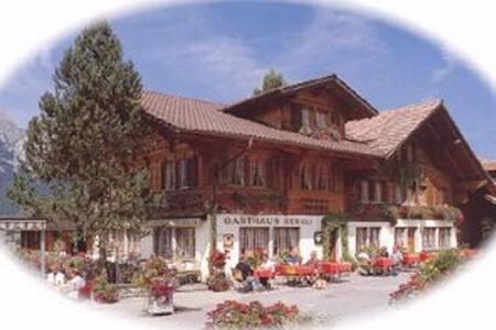 Gasthaus Diemtigbergli - eine Oase im Grünen