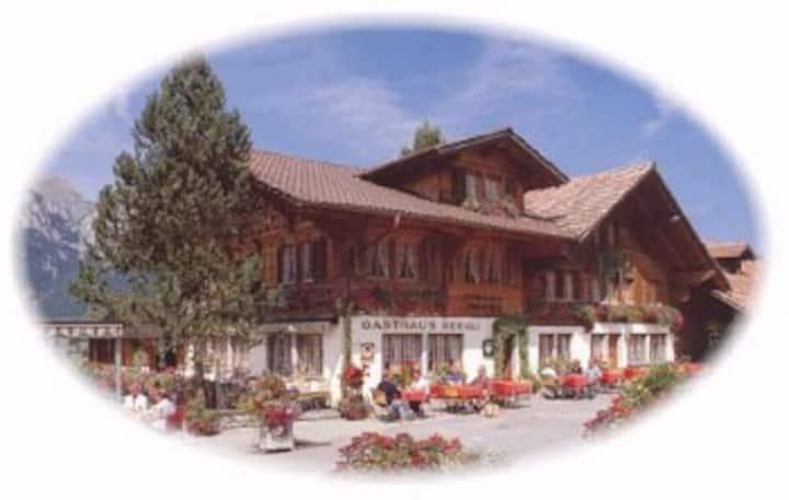 Gasthaus Diemtigbergli - die Oase im Grünen
