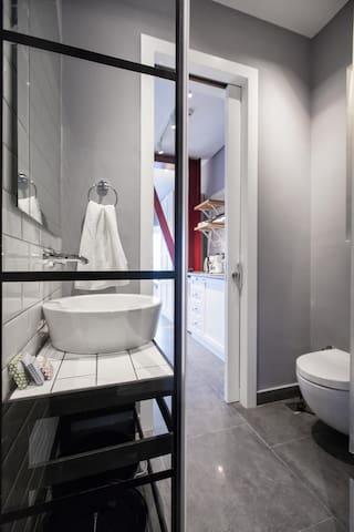 Cozy little loft Apartment 2