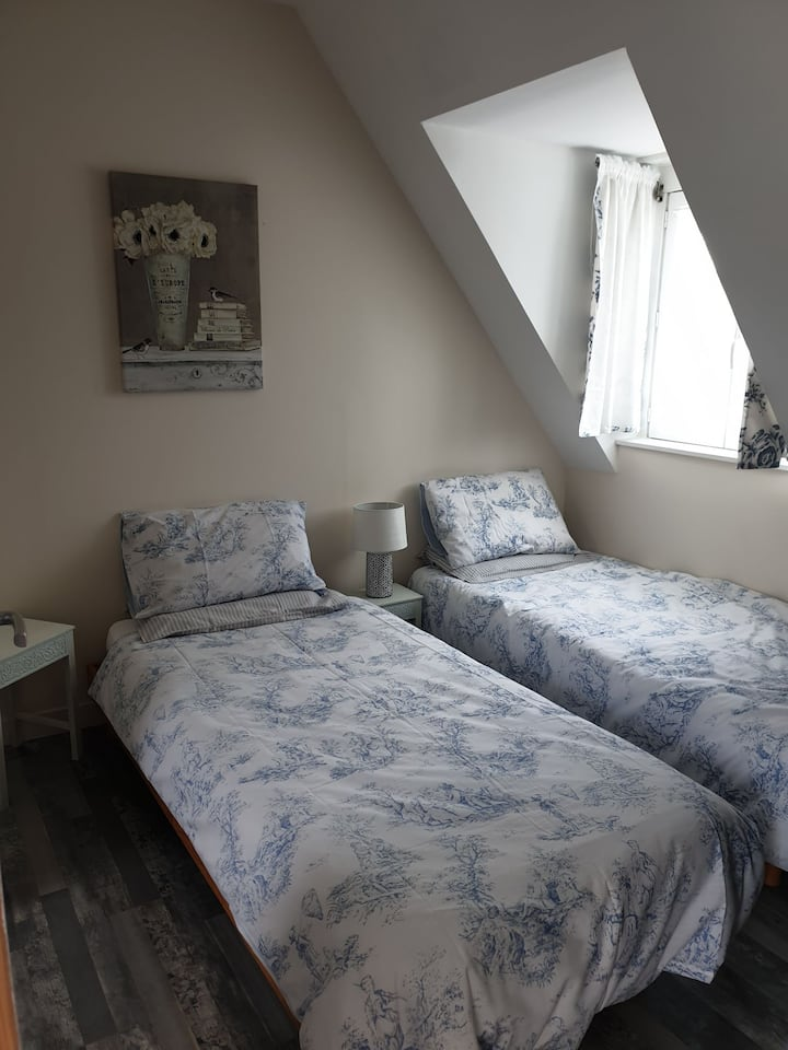 Le Petit Dragon B&B Twin room en suite