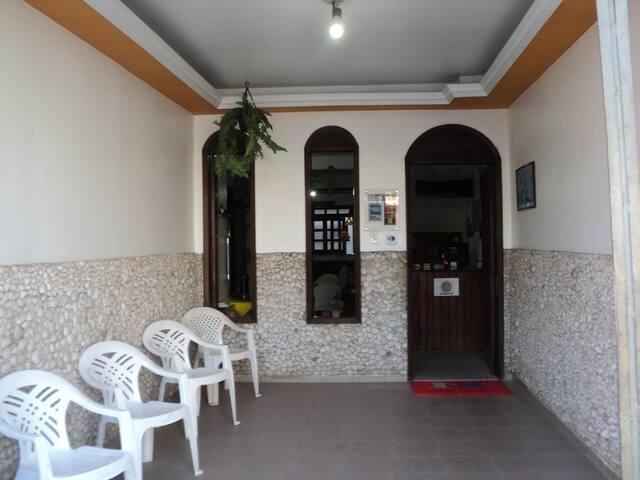 HOTEL PEDRA BRANCA