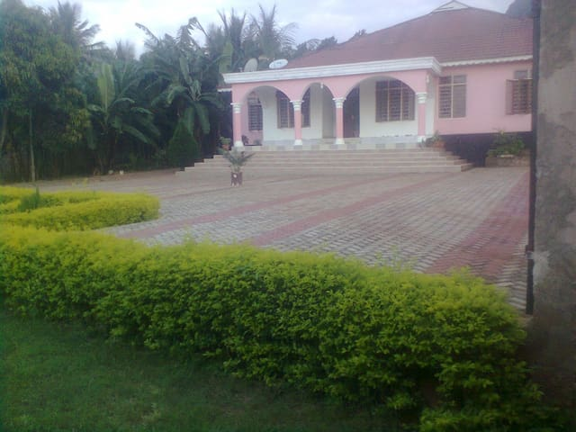 Morogoro Home with a view