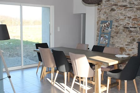 Une maison familiale, confortable, pratique - Barbechat - Casa