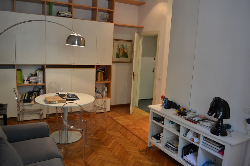 Expo Design Apartment Apartments For Rent In Milano Lombardia Italy