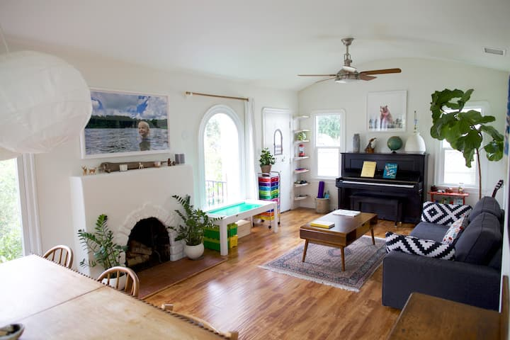 Airy House with Backyard Oasis, Kid & Pet Friendly