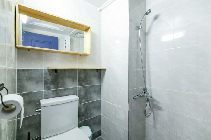 Every room we have included Private Bathroom inside each room.