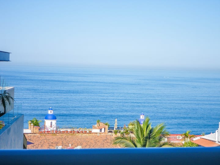 Boana Torre Malibu condo 401, Ocean View