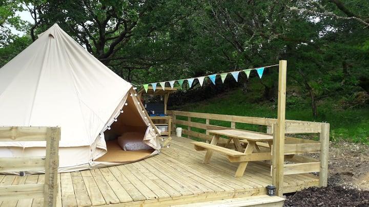 Birch Bell Tent