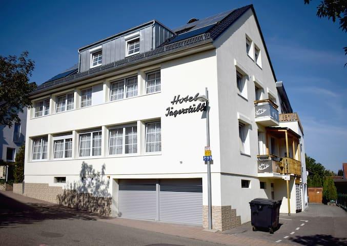 Gemütliches Gästehaus Jägerstüble in Neckarsulm