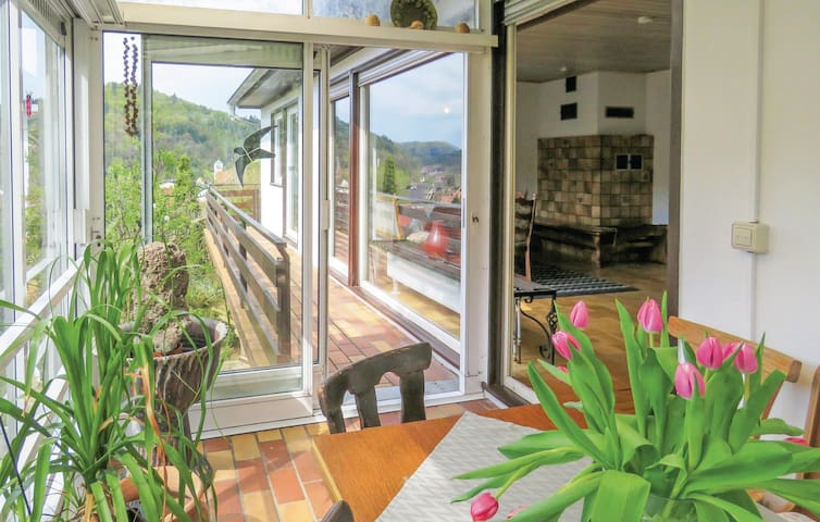 Holiday apartment with 2 bedrooms on 110 m² in Hinterweidenthal