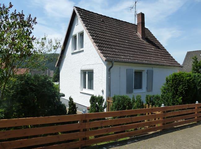 Ferienhaus Käthe - Bodenwerder - Dom