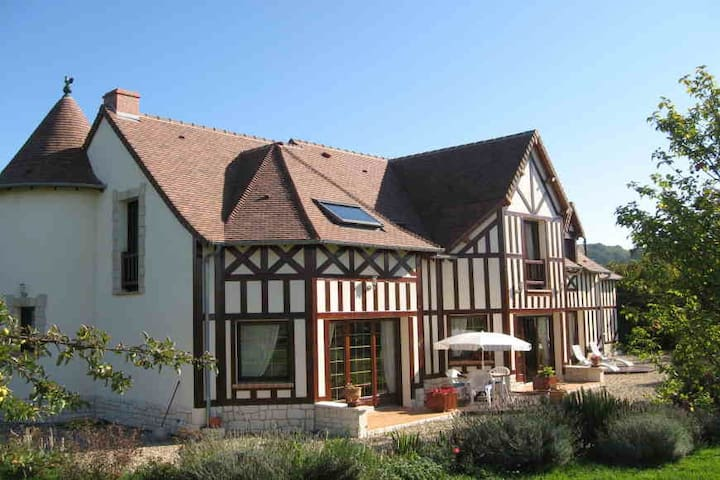 Charming country B&B near Deauville - canapville