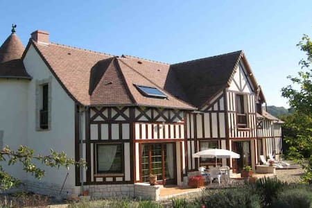 Charming country B&B near Deauville - canapville - Bed & Breakfast