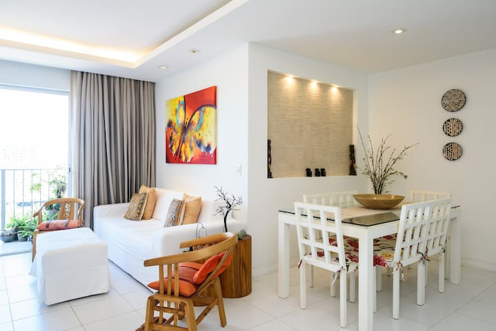 Awesome room with a wonderful viewo - Rio de Janeiro - Apartment