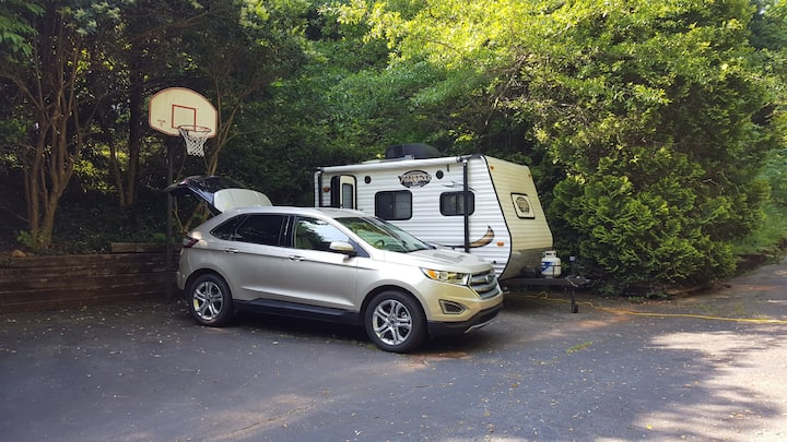 RV Camping Space in the SC/NC Foothills