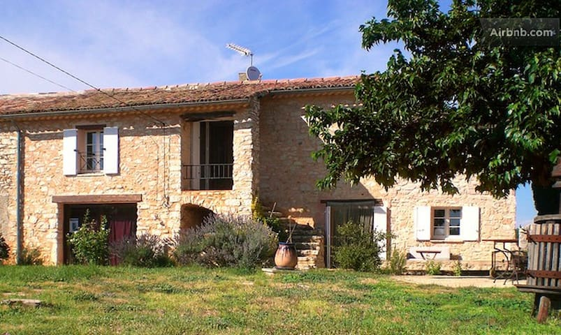 B&B in Provence - bio, veg, nature