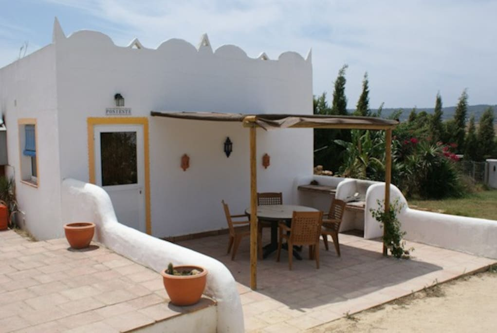 Home & terrace
