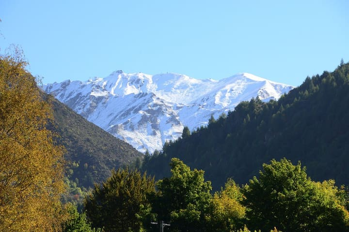 Tucker Beach Mountain Lodge close to Queenstown - Lower Shotover - Дом