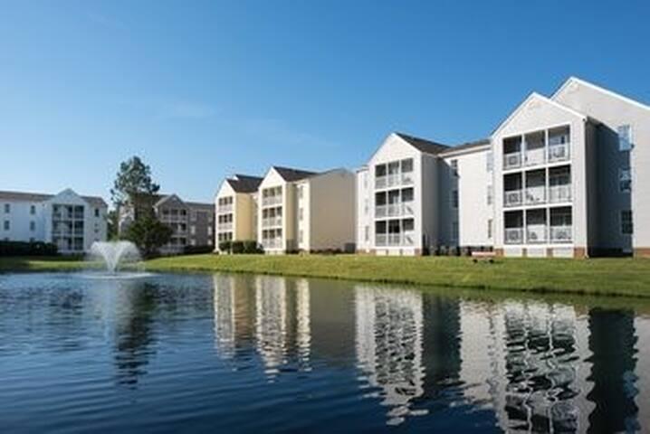 Kingsgate Resort in Williamsburg, VA