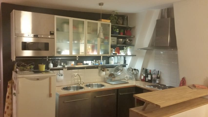 Beautiful flat in Le Marais 2 rooms- 4 travellers - Paris - Apartemen