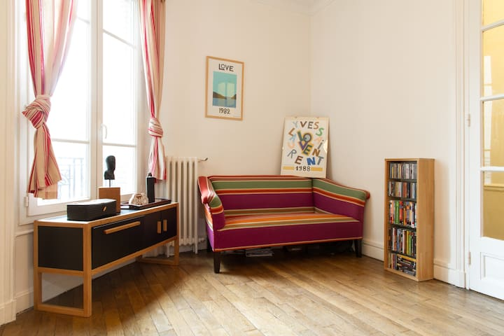 ★★ Charming Flat in Montmartre ★★