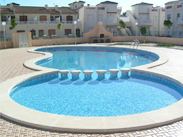 Apartment in 2 floors with pool - Ciudad Quesada - Apartment
