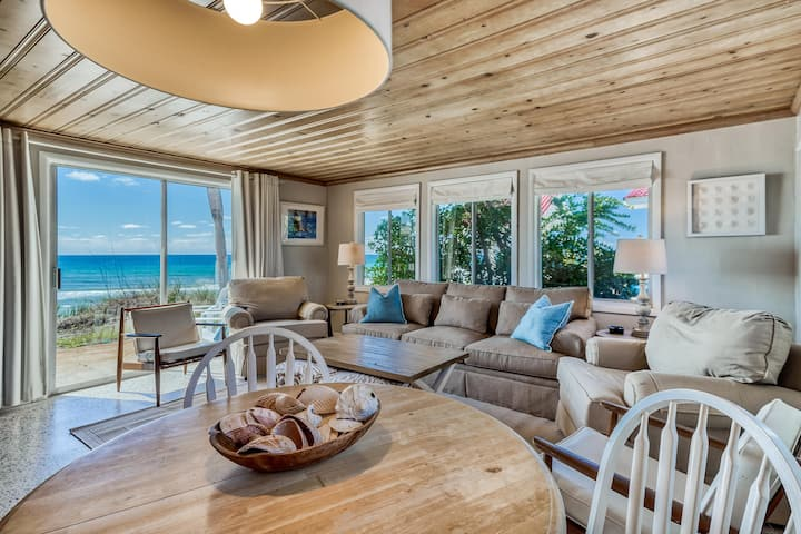 Private Beach - Oceanfront Florida Cottage w/Spectacular OCEAN Views!