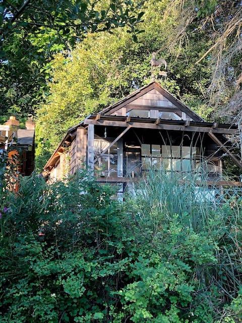 The Boathouse Cottage