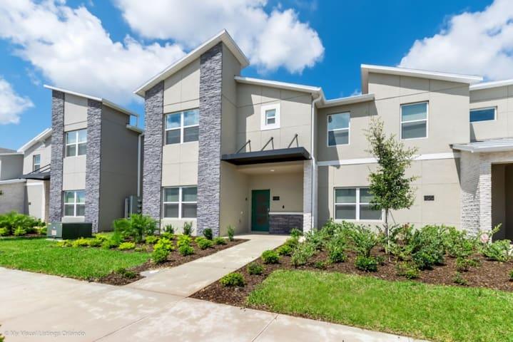 Luxury 5 Bedroom Villa on Champions Gate Resort, Orlando Villa 3205