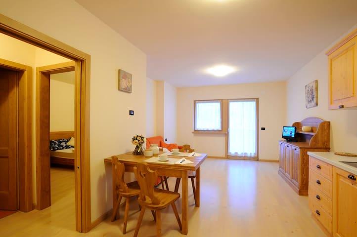 Residenza Casale 2/4 posti letto - Comano Terme
