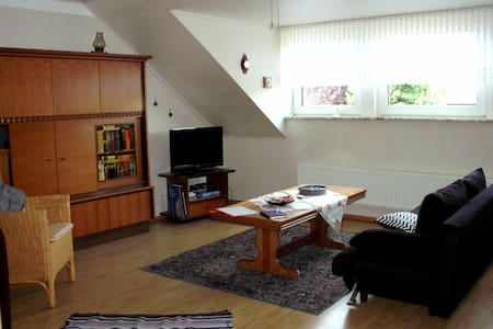 Cosy Apartment in Quiet Locale