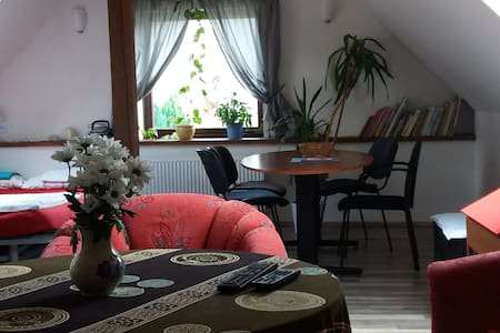 Cozy Loft-Apartment - Prag - Haus