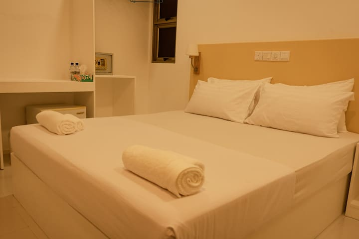 Water Breeze Maldives Deluxe Double Room