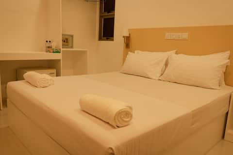Nala Island Village Deluxe Double Room
