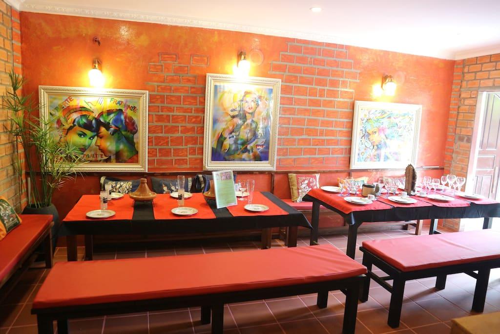 Mon Petit Restaurant