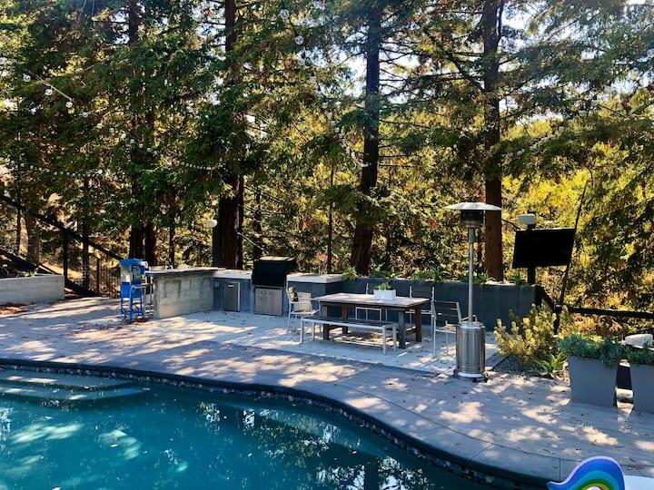 Le Nid - Modern, Indoor/Outdoor living