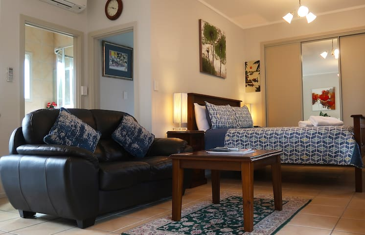 CS Accommodation Reefton Unit A