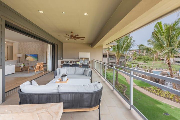 Luana Villa  3D,  Honua Kai Resort