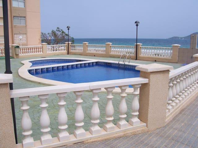 Estupendo apartamento en la Manga del Mar Menor