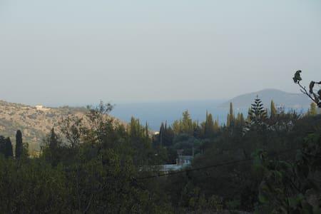 Picturesque village House near Myrtos Beach - Argostoli