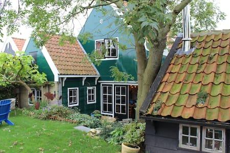 sfeervolle  woning aan het water - Driehuizen - Rumah