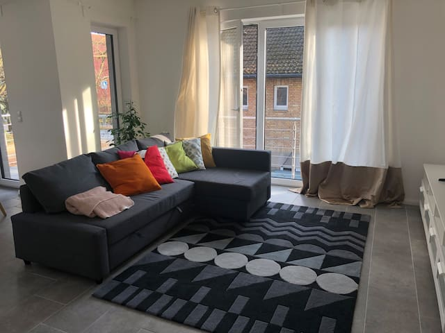 #3 Universal apartment for 2+2 persons (2 ROOMS!)