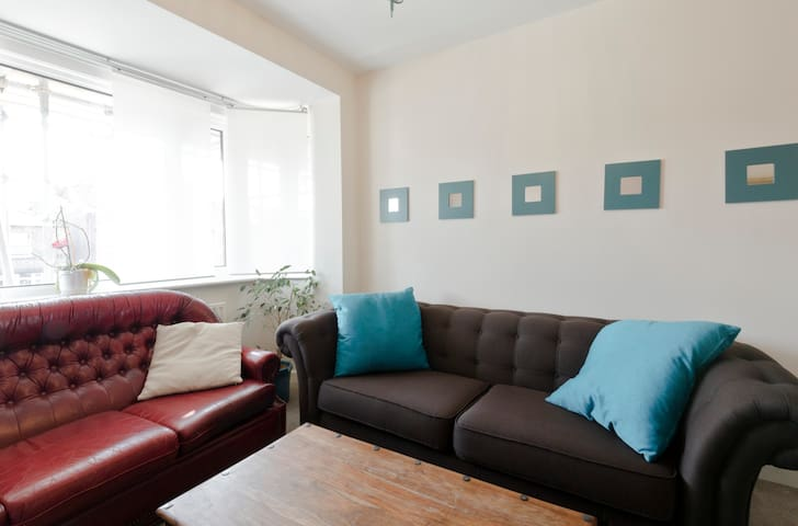 Warm modern flat in Kingston - Kingston upon Thames - Lägenhet