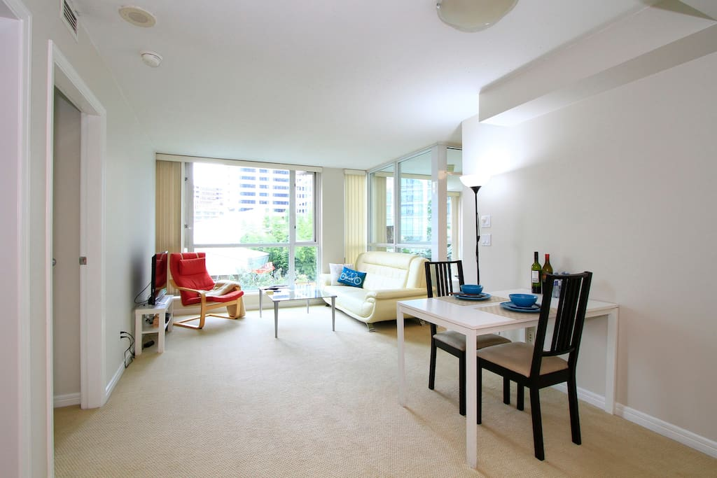 spacious living room for your comfort