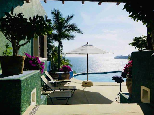 Exclusiva Casa en el Pacifico Mexicano HUATULCO